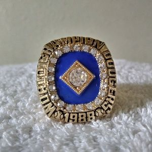 Los Angeles Dodgers Championship Ring